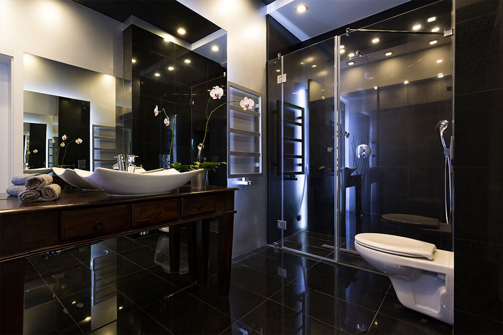 Luxury Bathroom Renovation Picture