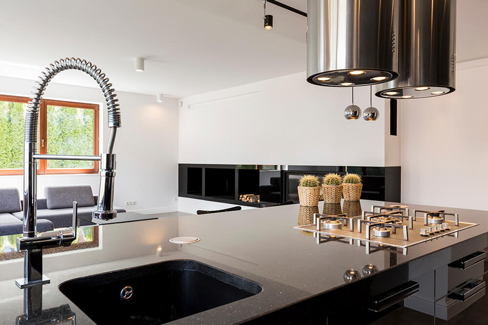 Luxury Home Kitchen Image